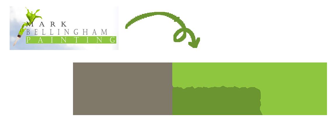 Mark Bellingham Painting Ji Choi